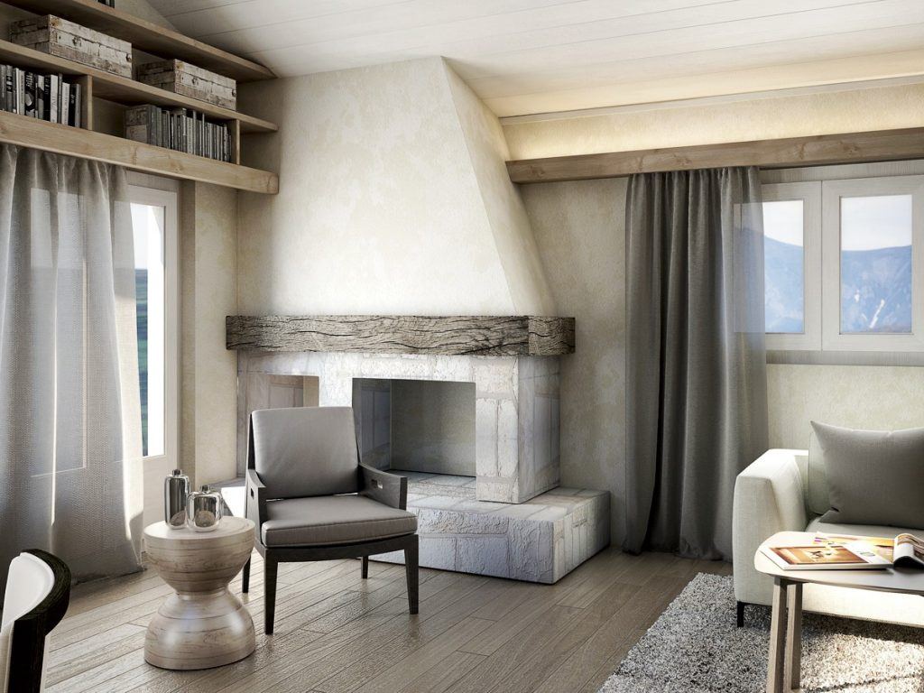 Chalet Verbier - bizzarridesign