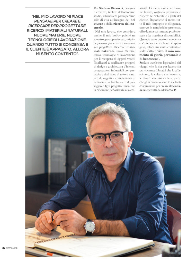 pesaro in magazine bizzarri design