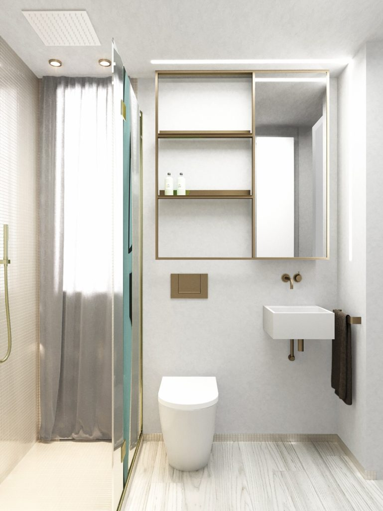 private apartment design bizzarri design